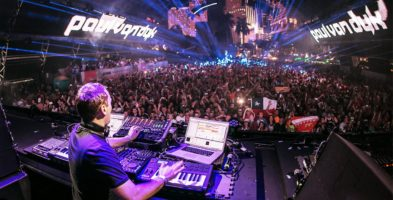 Destination North America for Paul Van Dyk
