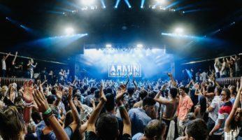 Hï Ibiza's trance music summer season !