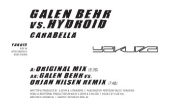 #293. Galen Behr vs. Hydroid – Carabella