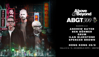 Here is the line-up of ABGT300 in Hong Kong !