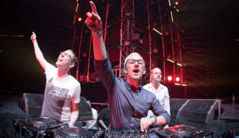 The long summer season of Above & Beyond !
