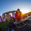 Paul Oakenfold and Carl Cox light up Stonehenge !