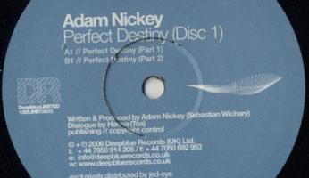 #936 Adam Nickey – Perfect Destiny