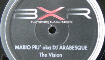 #631 Mario Più aka Dj Arabesque – The Vision