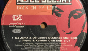 #105 Alice Deejay – Back In My Life