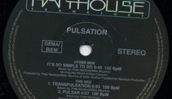 #889 Pulsation – Transpulsation