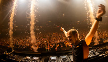"Armin van Buuren tries again with ""Turn It Up"" !"
