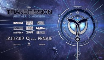 "Transmission Prague 2019 is ""Another Dimension"" !"