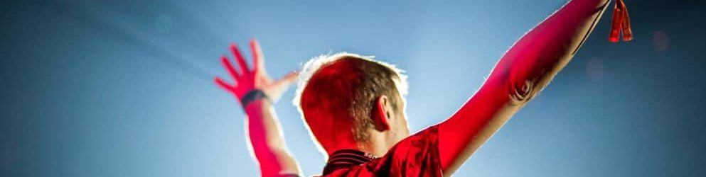 "Armin van Buuren announces: ""Balance"" will be the new album !"