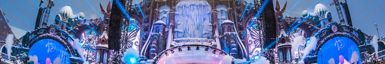 Two protagonists of trance scene at Tomorrowland Winter 2020