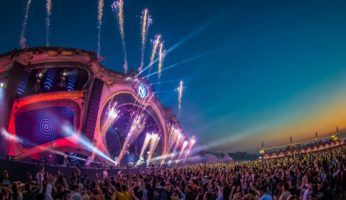 The first time for Above & Beyond at UNTOLD Festival 2020