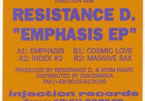 #540 Resistance D – Cosmic Love